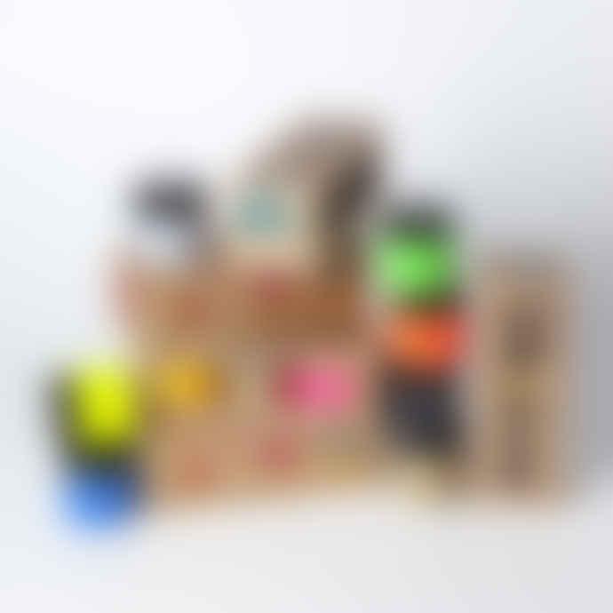 Little Mashers Kids DIY Stamp Kit - Letters Kit  & Single T-Shirt