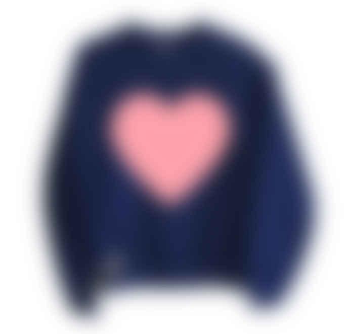 Little Mashers Glow In The Dark Interactive Sweatshirt- Heart Design Adult