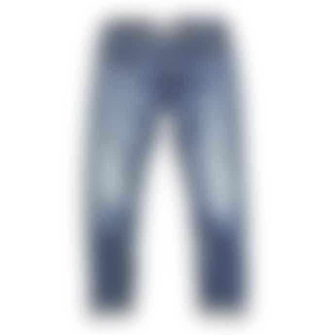 Blue de Genes Repi N 15 Distressed Jean