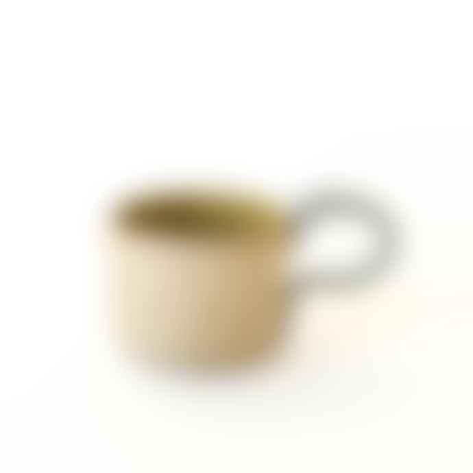 Karen Dawn Curtis Hand Thrown Coffee Cup River