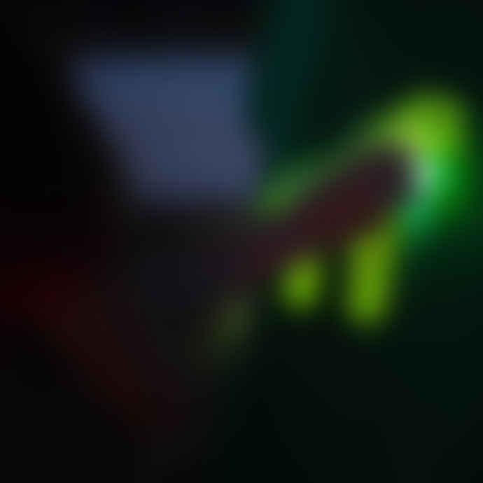 Little Mashers Glow In The Dark Interactive T-Shirt - Dinosaur Design Green