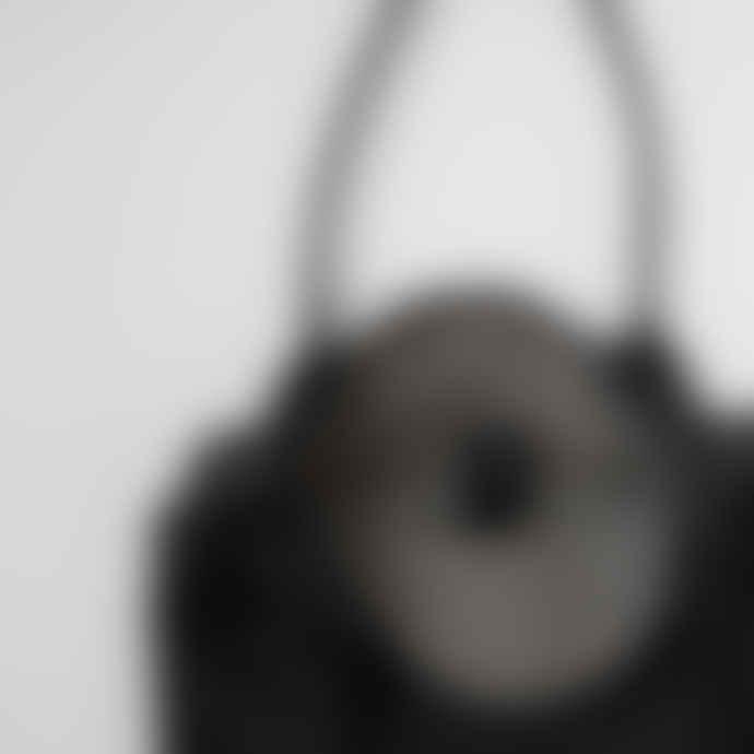 House Doctor Bag Shopper Travel Black
