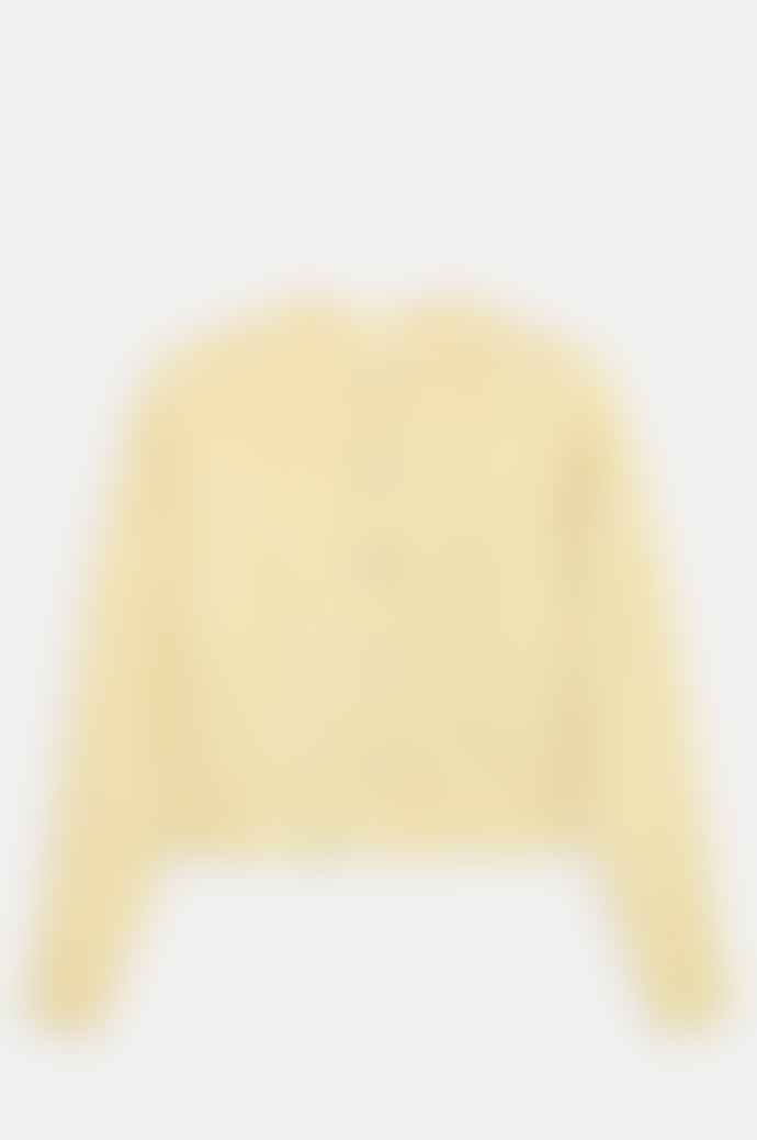 American Vintage Dolsea Cardigan In Vanilla Melange