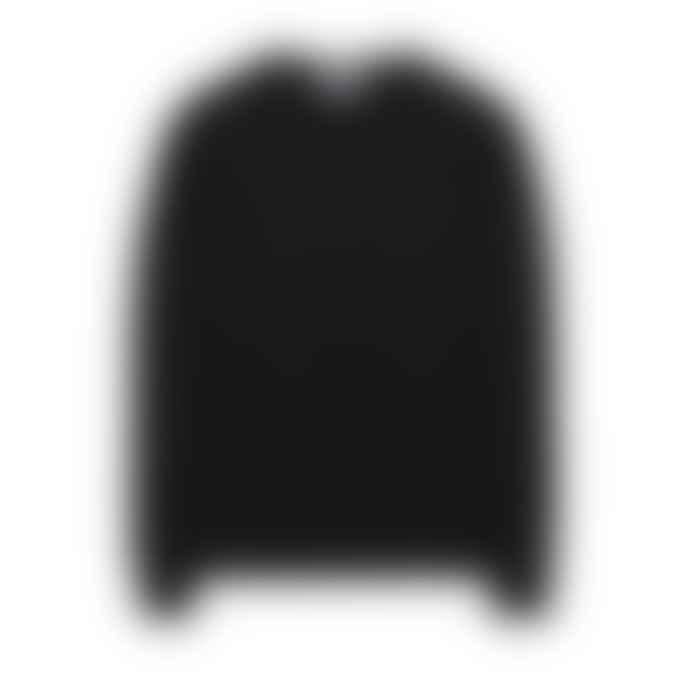 Stone Island 63020 Sweater Black