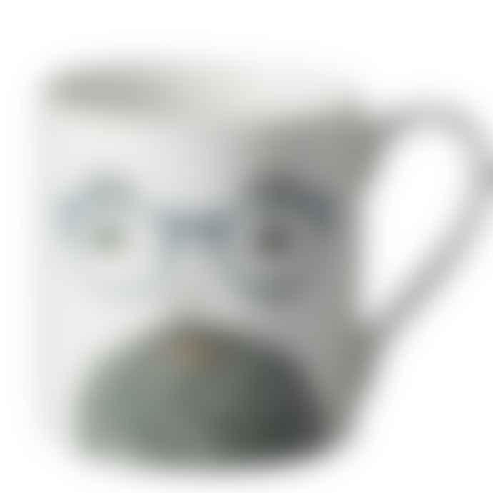 Donna Wilson Beardy Man Mug