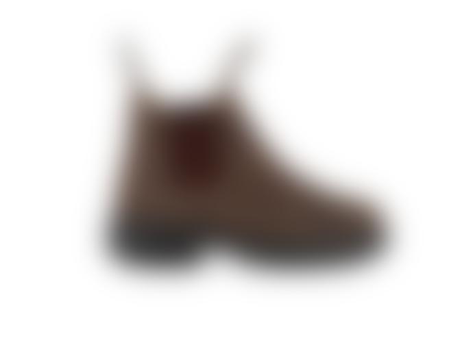 Blundstone 565 Rustic Brown Kids Chelsea Boots
