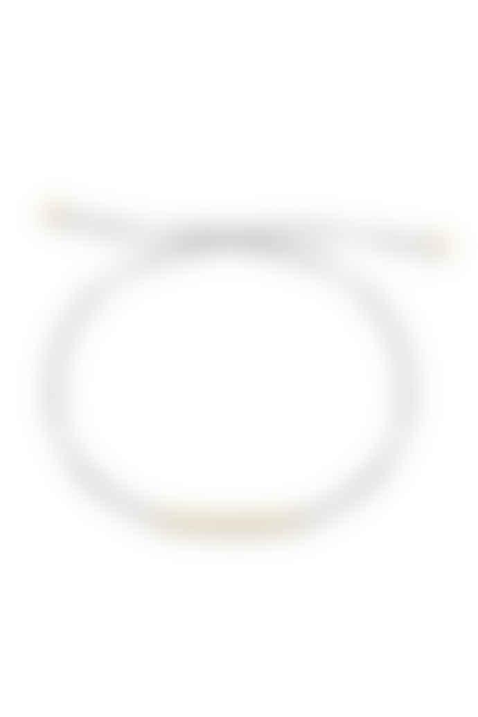 Jukserei Good Luck Pipe Bracelet Grey