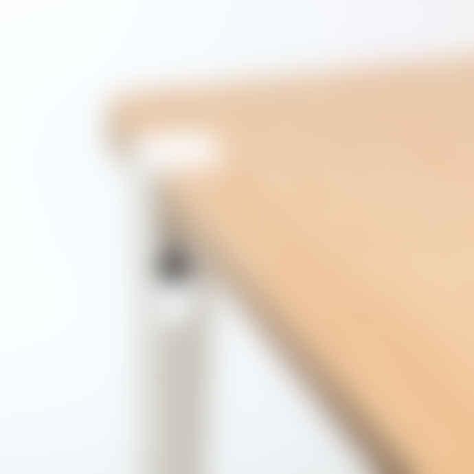 Tiptoe Counter Table Steel Leg