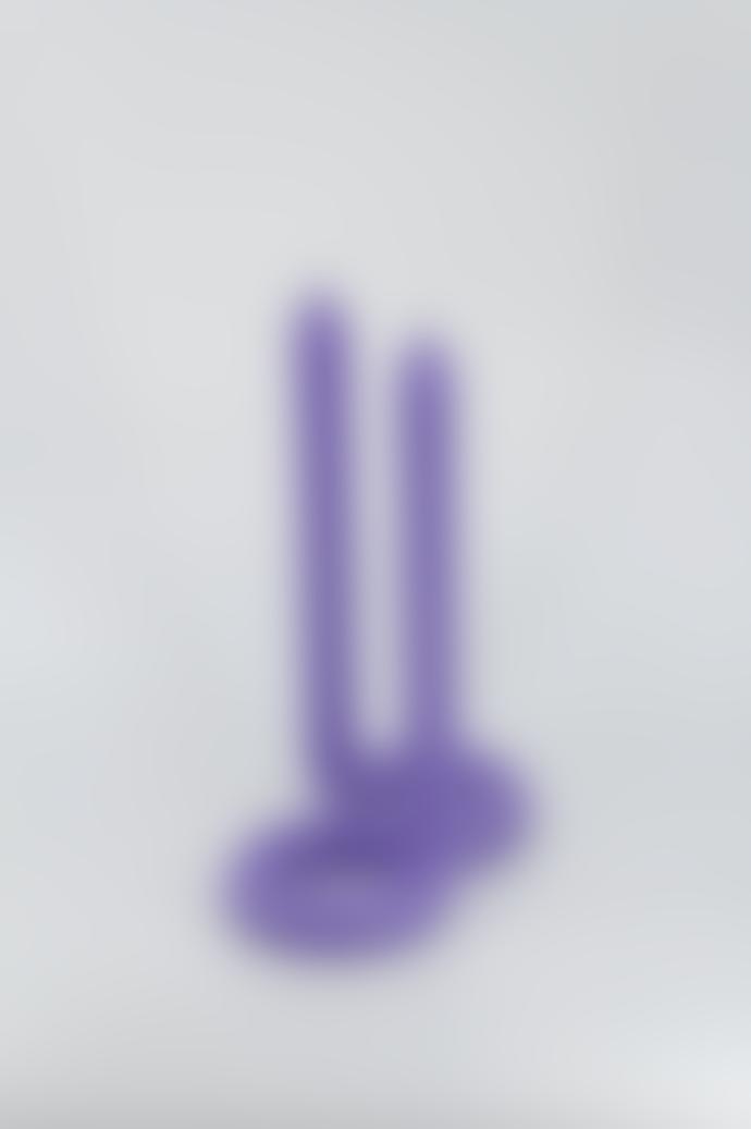 Lex Pott Twist Candle Lavender