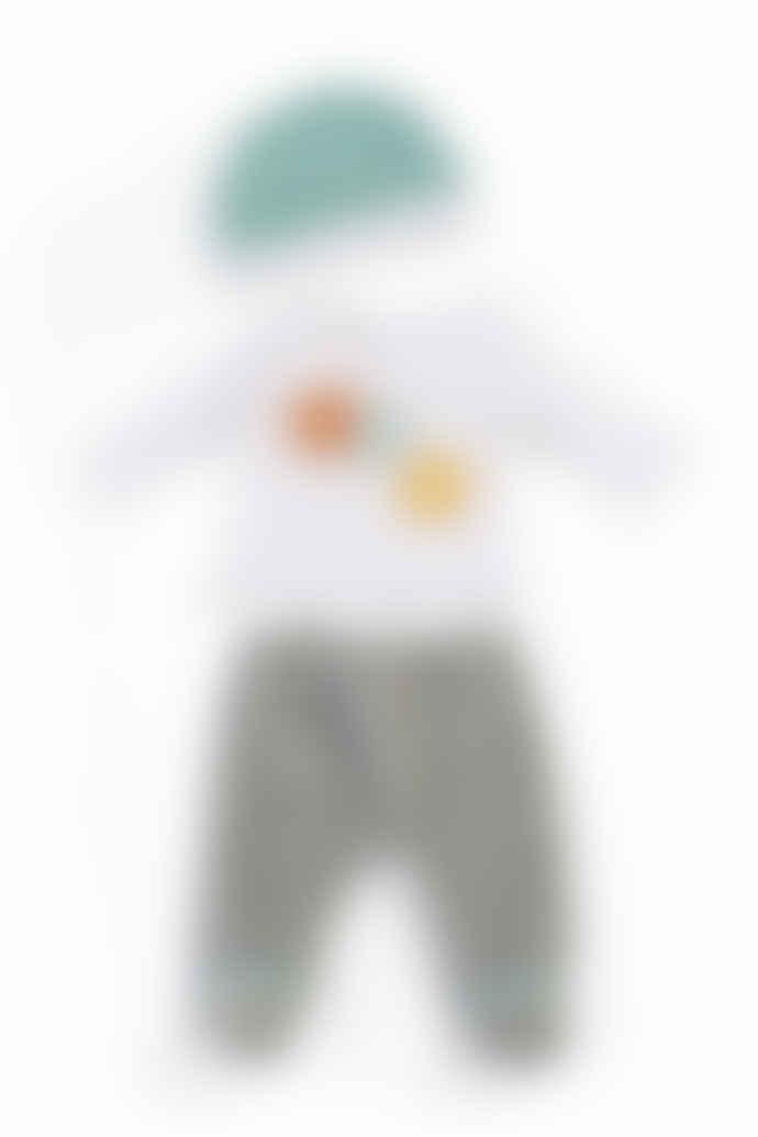 Miniland Grey Pyjamas
