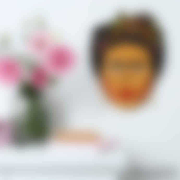 Umasqu Miss Frida Cultural Icons Kahlo Mask