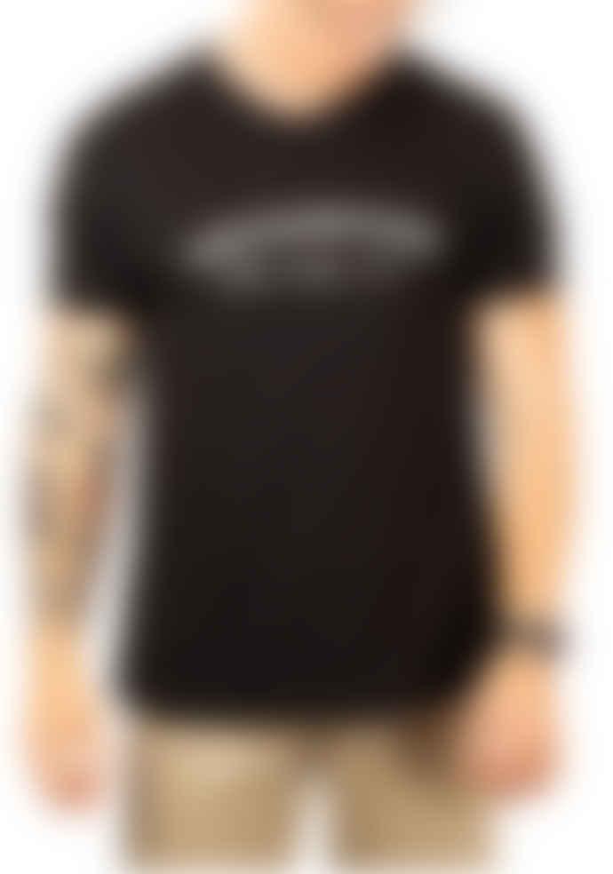Knickerbocker Core Logo T Shirt In Coal