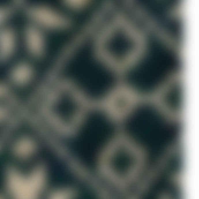 Royalties Moritz Green Cotton Socks