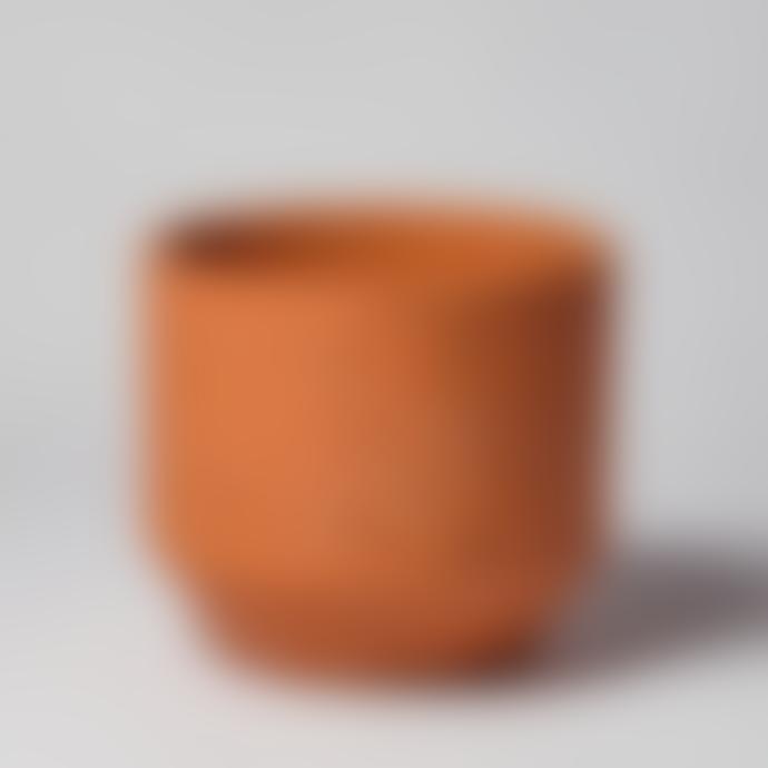 Mica Terrazzo Terracotta Pot