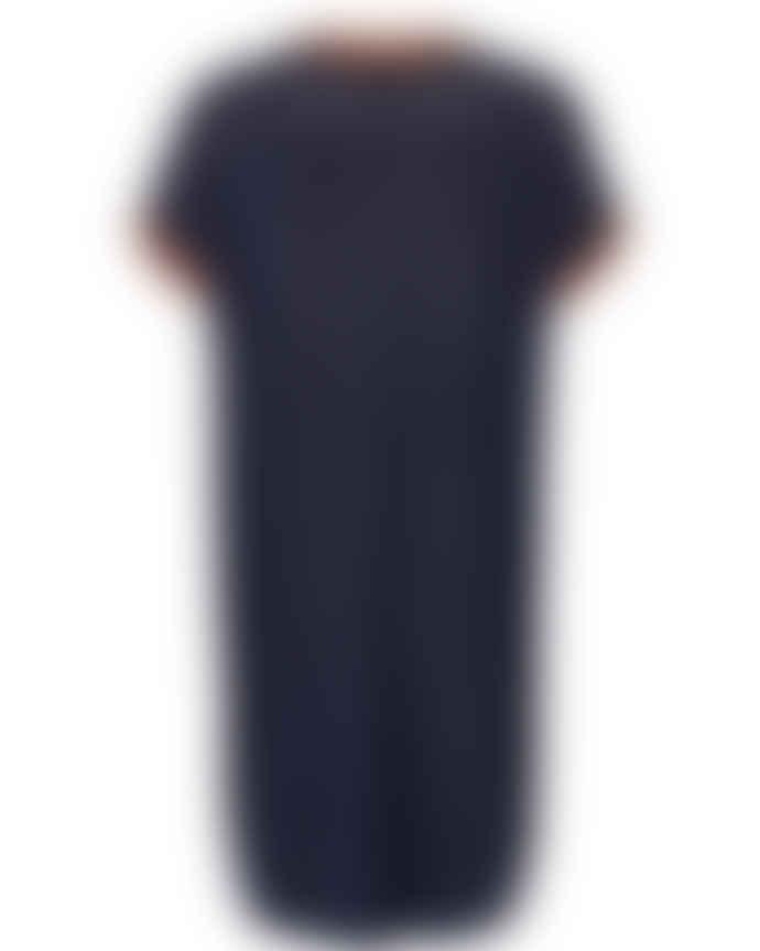 Numph Nubelinda Dress Dark Sapphire