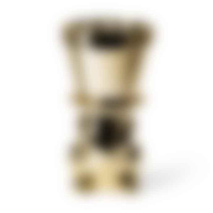 Pols Potten Pothead Vase Gold