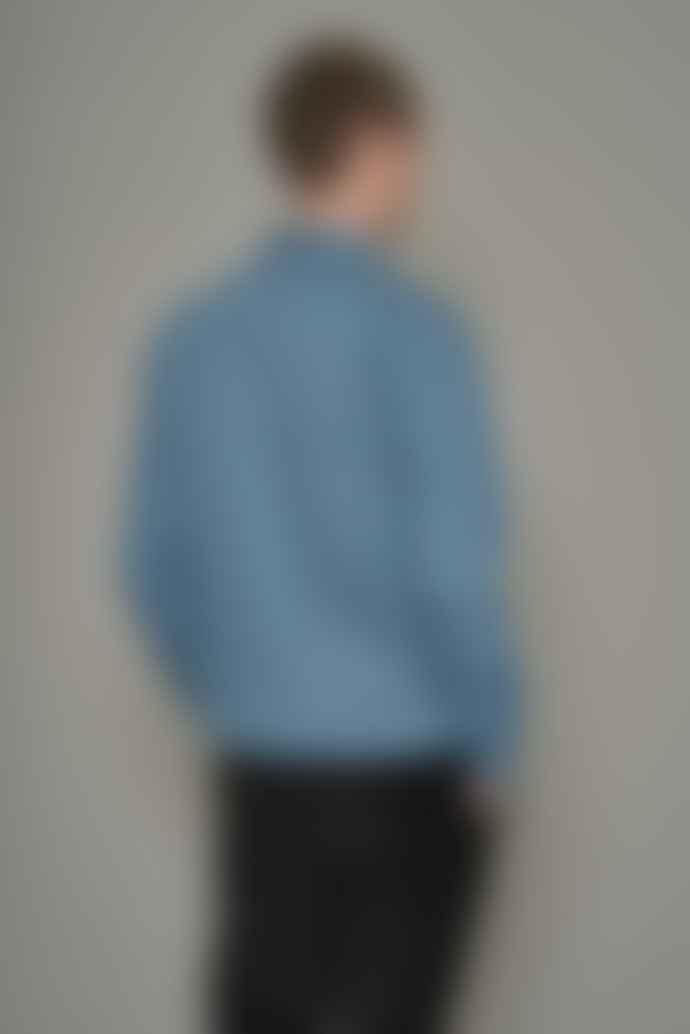 JJ Emlyn Clifton Overshirt Denim