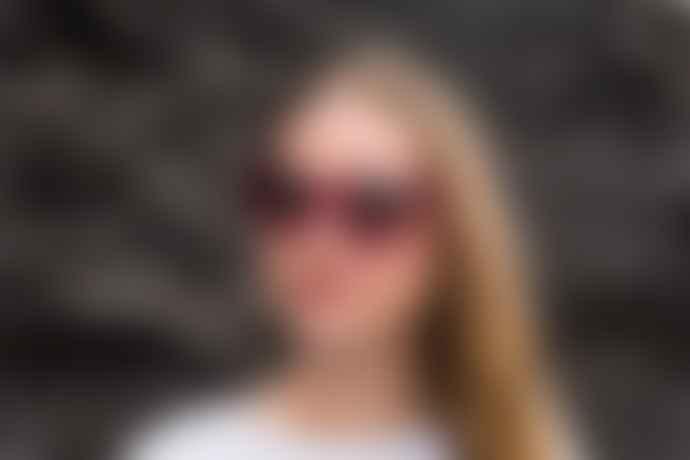 Pala Maha Cerise Crystal Sunglasses