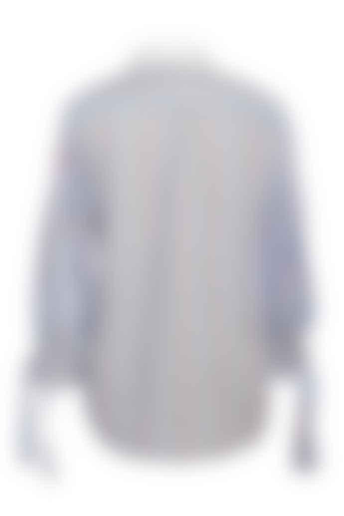 Markus Lupfer Sasha Stripe Cotton Shirt