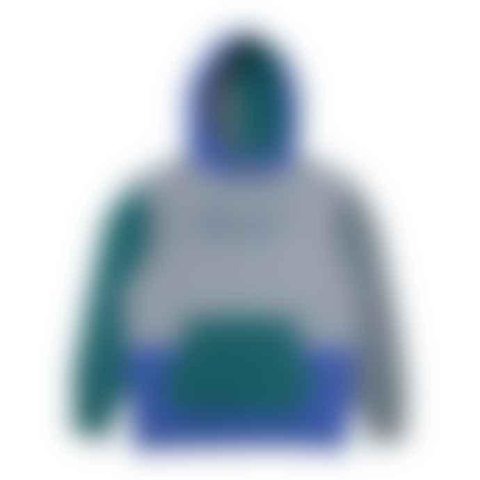 RIP N DIP Logo Colour Block Hood Multi