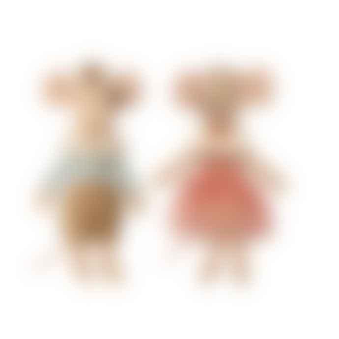 Maileg Prince and Princess Mouse
