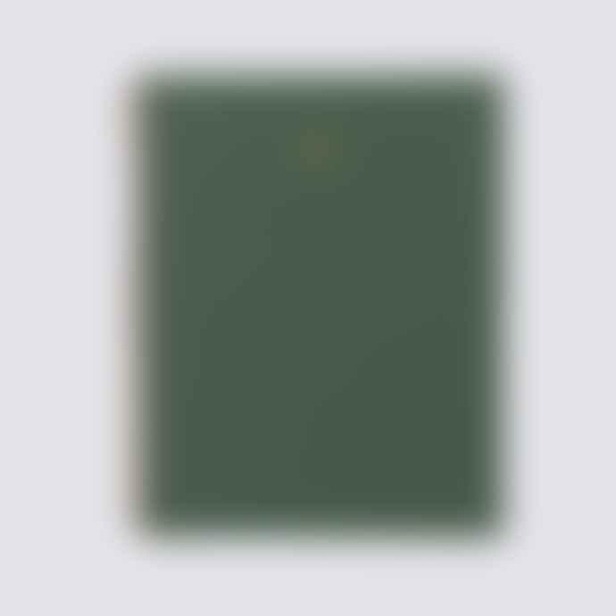 Appointed Fern Green Spiral Bound Workbook