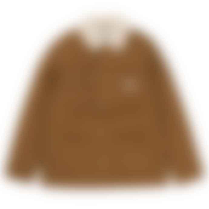 Carhartt Wip Fairmount Coat Hamilton Brown