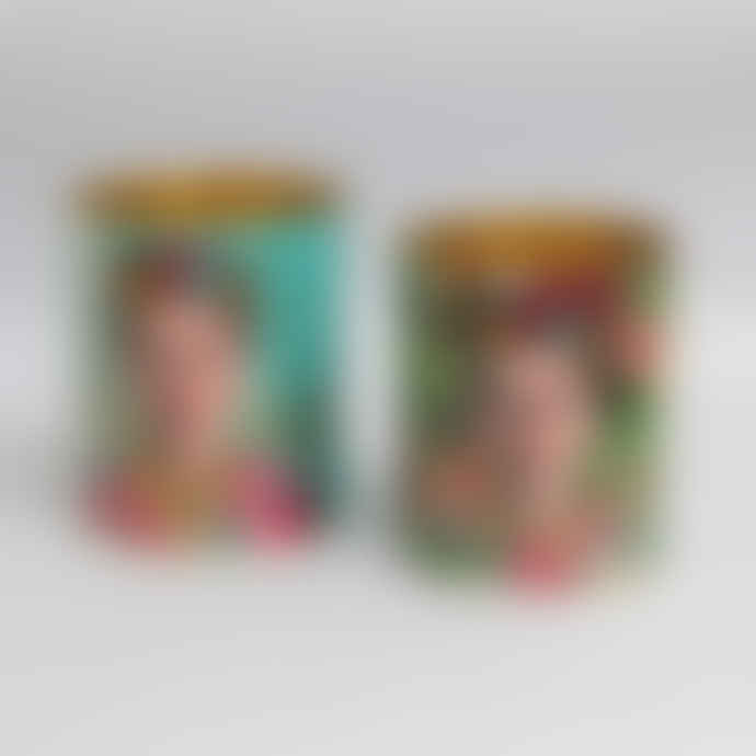 Temerity Jones Frida Kahlo Tins - Set of 2