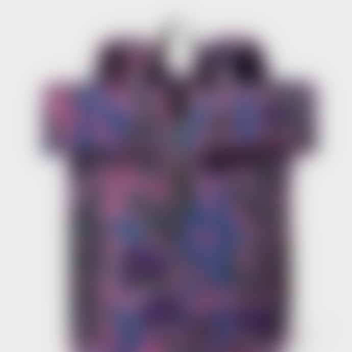 Paul Smith Paul Smith Climbing Ivy Print Rolltop  Backpack