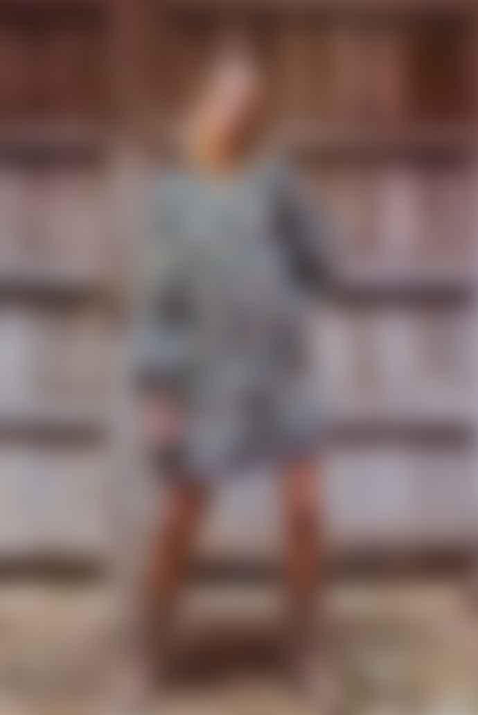 Jaase Olivia Printed Monroe Mini Dress