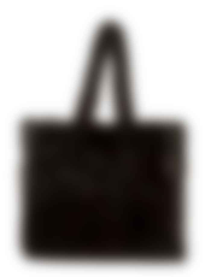 Alex Max Faux Fur Tote Handbag