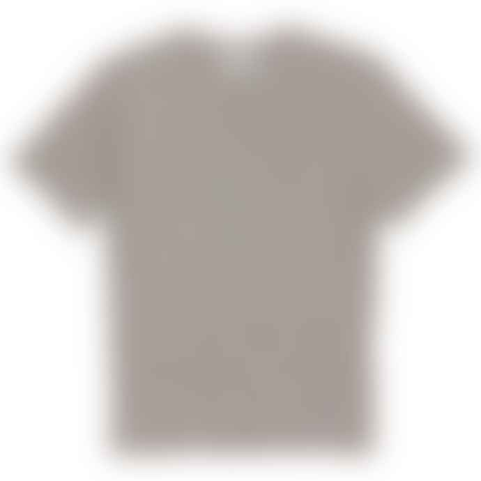 Tiwel Mid Gray Melange Dice Toy T Shirt