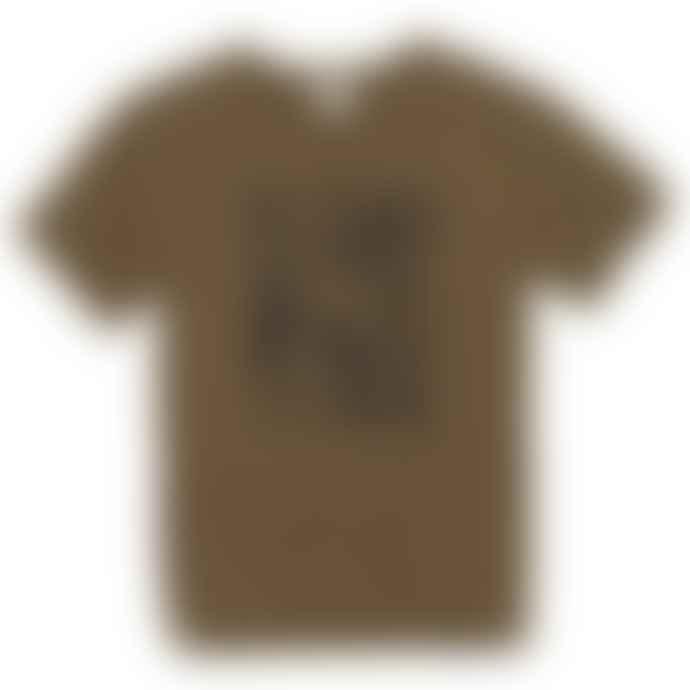 Tiwel Green Zilla Monkeys T Shirt