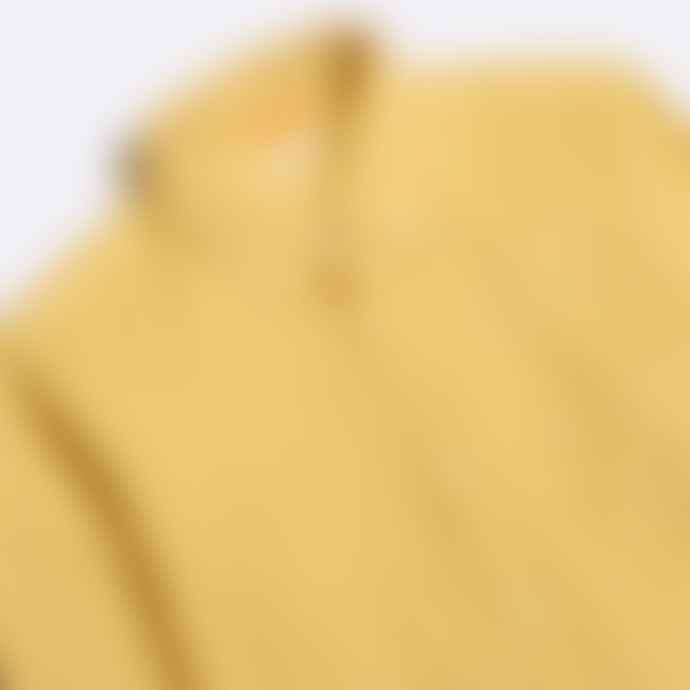 Far Afield Shirt - Textured Cotton - Jojoba Yellow