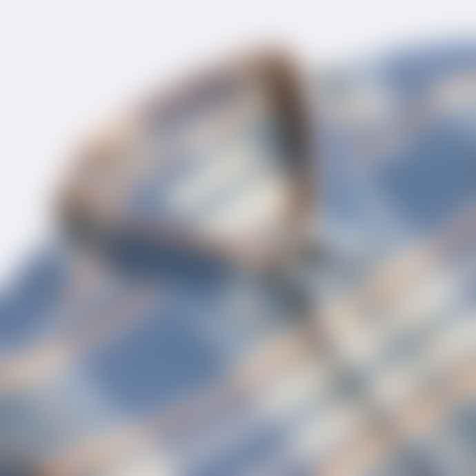Far Afield Salines Check Madras Shirt - Button Down