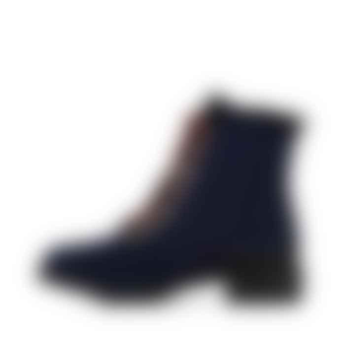 EMU Australia  Midnight Blue Billington Lace Up Boot