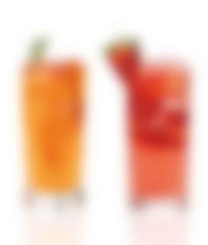 Silverview Longdrink Cocktail Glasses - Set of 4
