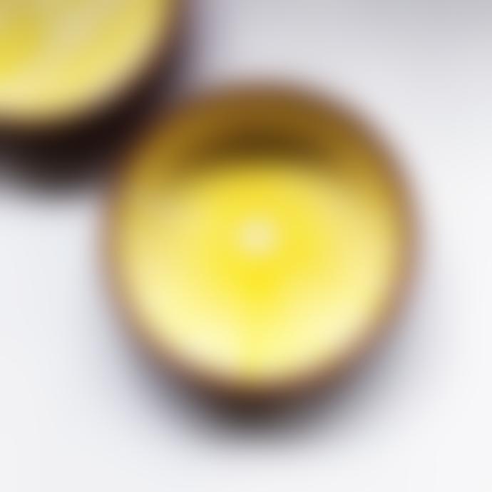 Casa Cubista Mini Ceramic Bowl - Yellow
