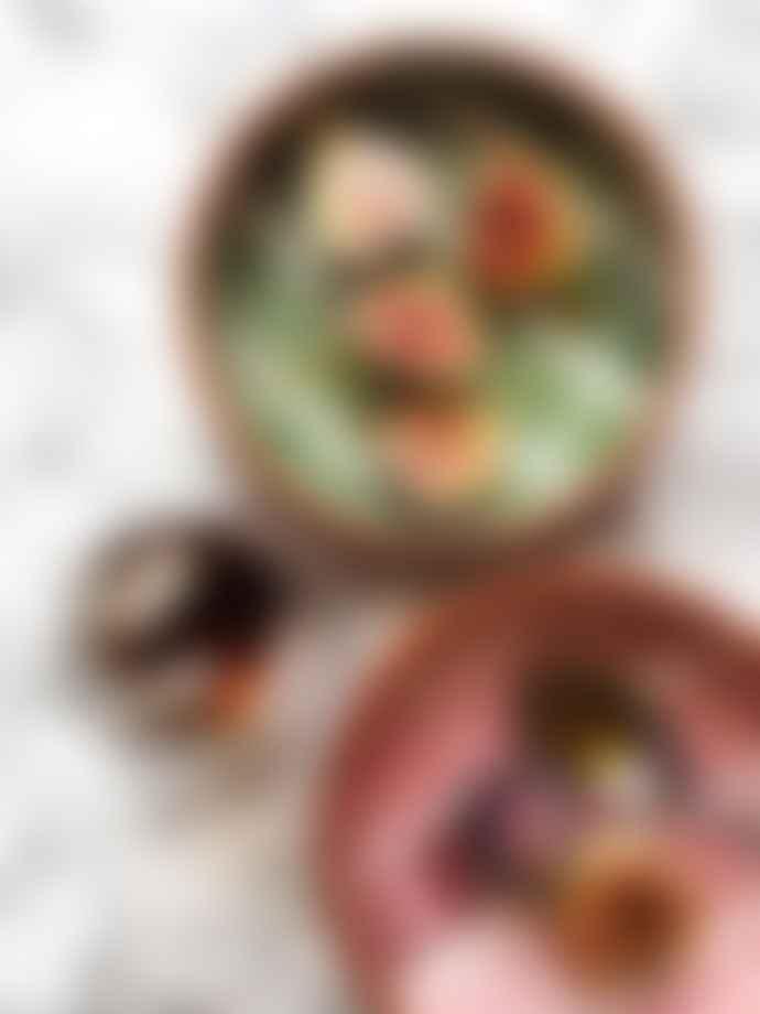 Casa Cubista Medium Ceramic Bowl - Green