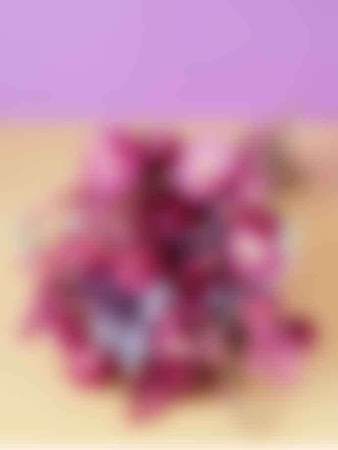 "Pompon Bazar Bouquet of Dried Flowers ""Eighties"""