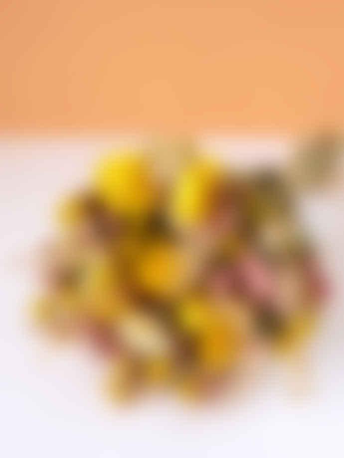"Pompon Bazar Bouquet of Dried Flowers ""Impressionist"""