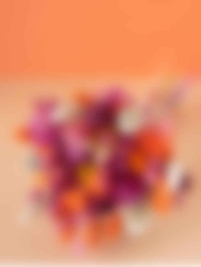 """Pompon Bazar Bouquet of Dried Flowers """"Pop"""""""