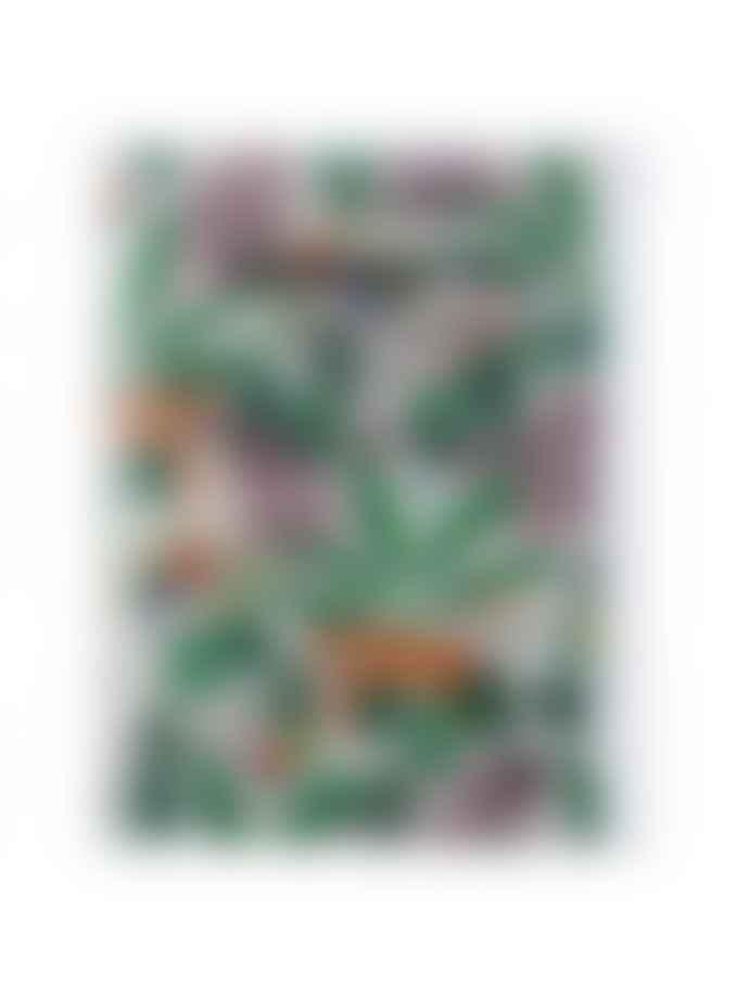 Marks Inc Diary 2021 B6 Jungle