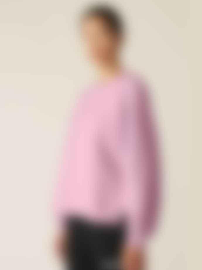 Ganni Software Isoli Sweatshirt Sweet Lilac