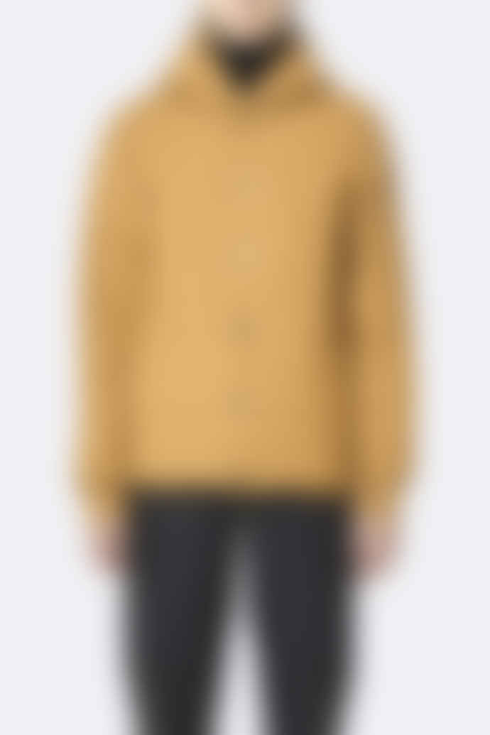 Rains Khaki Trekker Hooded Jacket