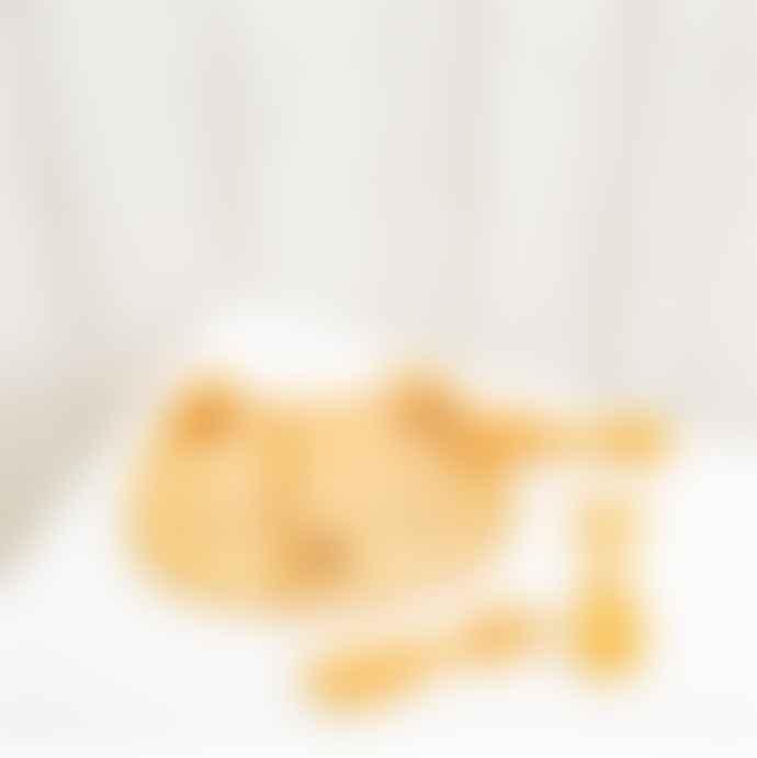 Sass & Belle  Woodland Fox Bamboo Plate Sass Belle