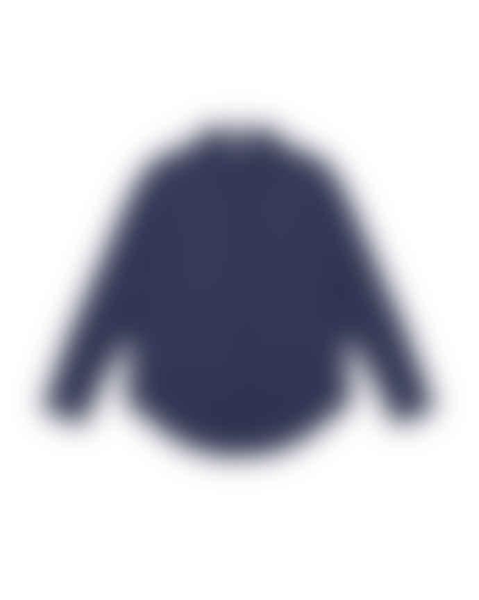 WEMOTO Navyblue Gill Shirt
