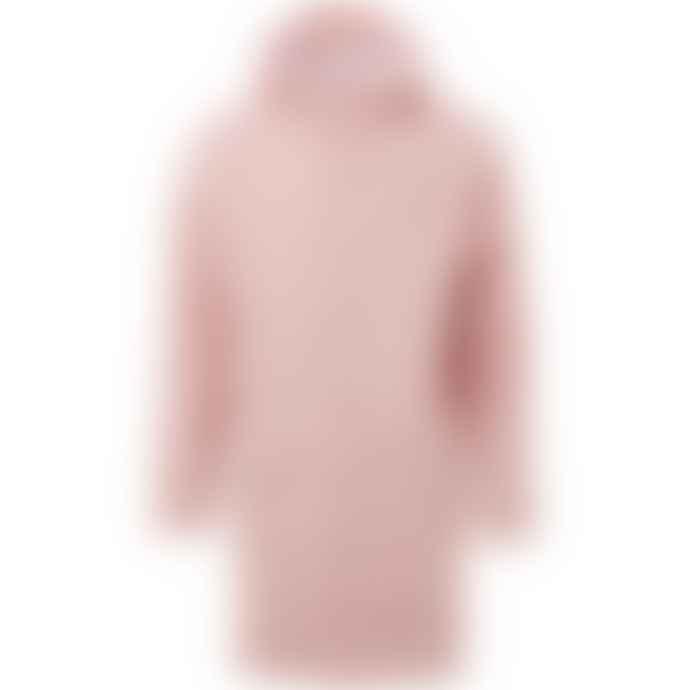 Rains Long Jacket Pink
