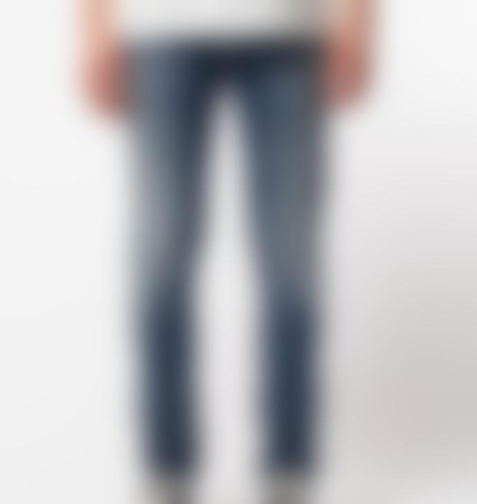 Nudie Jeans Indigo Grim Tim Feeling Jeans