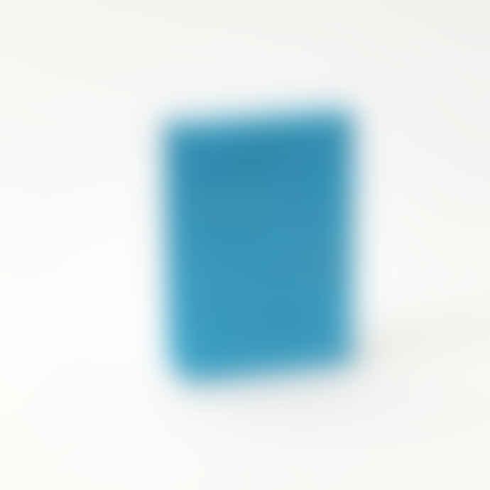 Block Design Blue Perpetual Calendar